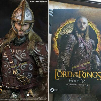 """Asmus Toys LOTR011 1//6 The Lord of the Rings Eomer 12/"""" Action Figure Armor Skirt"""