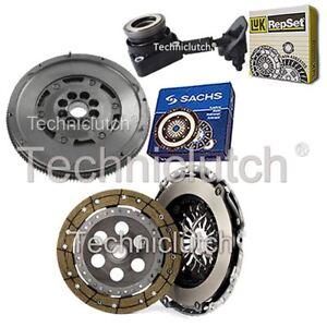 Clutch-kit-et-Sachs-DMF-avec-LUK-Csc-Pour-Ford-Transit-Connect-Box-1-8-TDCi
