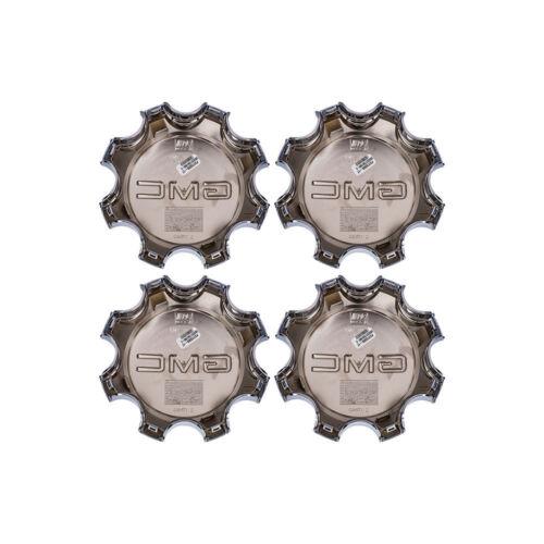 OEM NEW Wheel Hub Center Caps Set of 4 Chrome w// GMC Logo 11-19 Sierra 9597791