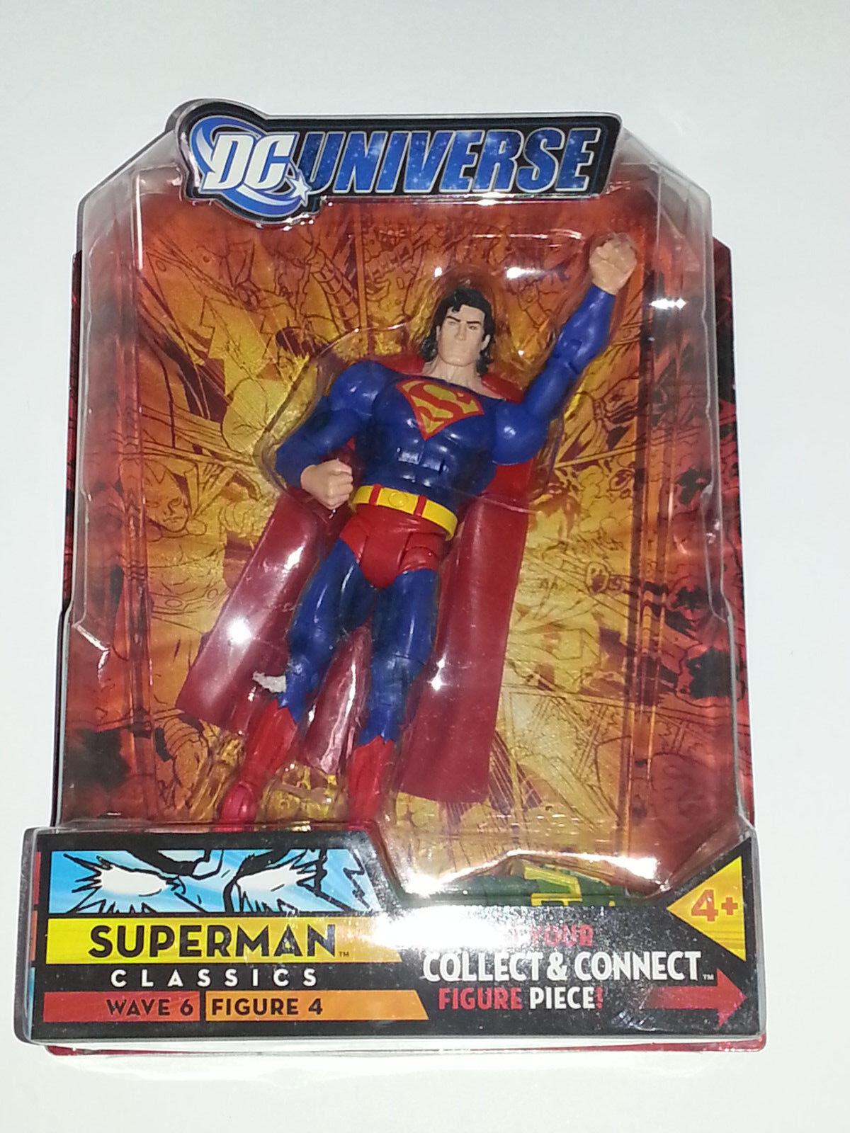 Dc - universum 27 - superman klassische variante - kalibak cnc - baf linken arm 2008
