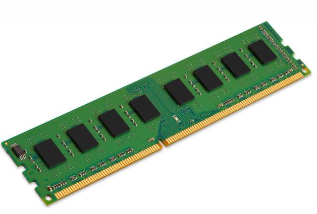 8GB Kingston ValueRAM CL11 1600MHz PC3-12800 Module mémoire DDR3 ECC