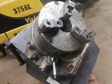 8 Indexer On Angle Plate With Plates
