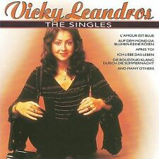 Hit Singles by Vicky Leandros (CD, Aug-2002, BR Music (Netherlands))