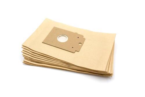 10x Sacchetto per Aspirapolvere Carta per UFESA AS 2014//as2014 UFESA AS 2015//as2015