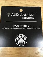 Alex & Ani Paw Print RG
