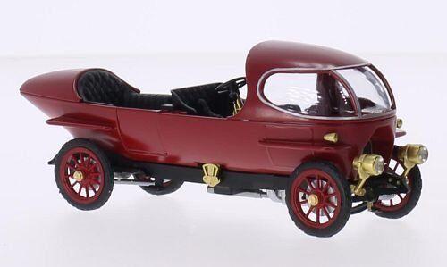 Alfa Ricotti 40 60 Open 1915 Dark Red 1 43 Model RIO4487 RIO