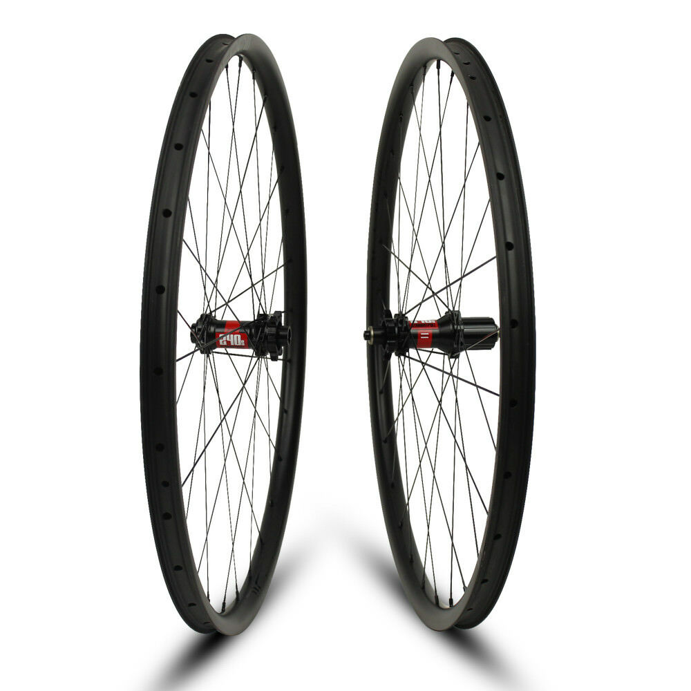29ER carbon mountain bike wheelset for AM  XC 27mm width Dt swiss 240s MTB wheel  welcome to buy