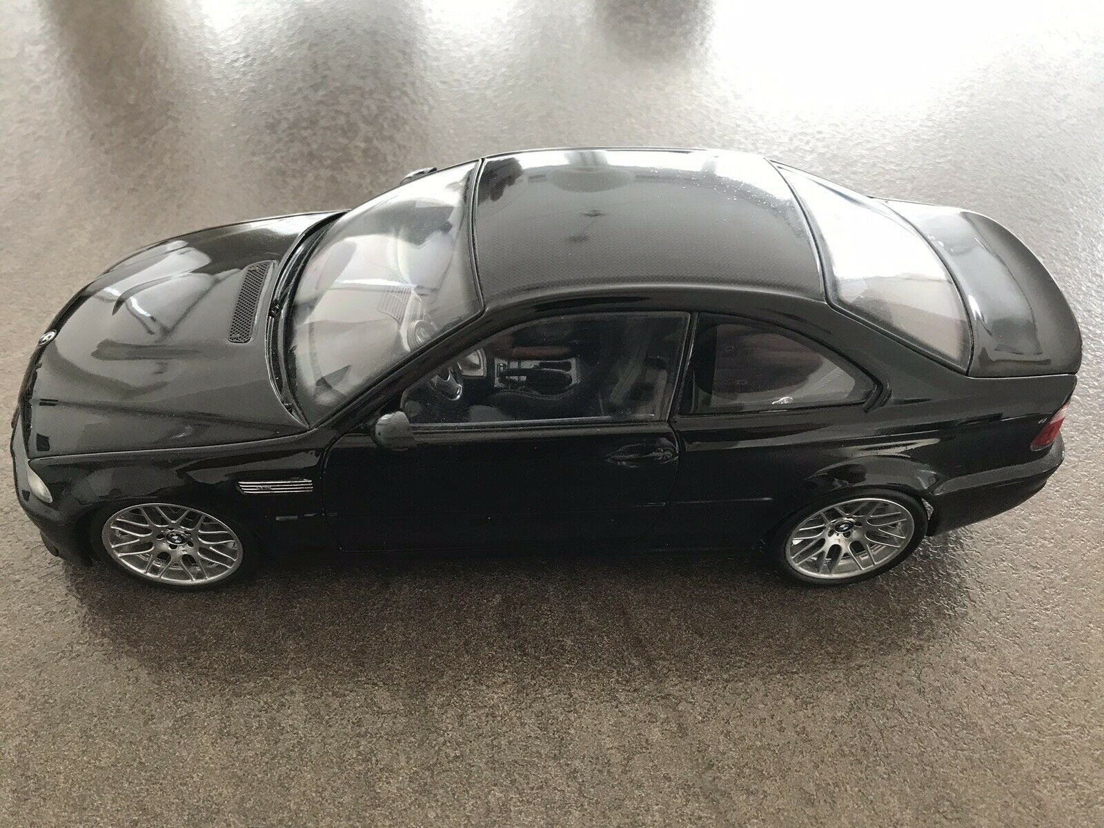 Original BMW M3 M3 M3 CSL 1 18 Kyosho  | Qualität Produkt  fc0356