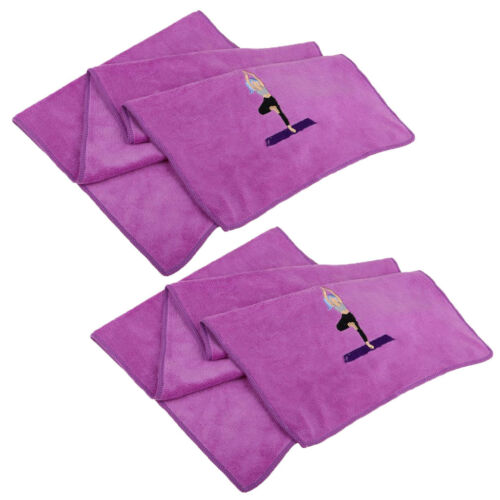 2x Fast Drying Absorbent Towel for Sports Travel Camping Gym Beach Swimming