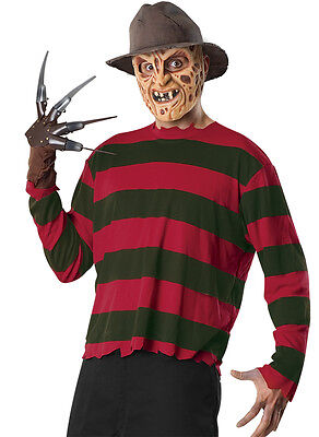 Adult Freddy Krueger Nightmare Elm Street Costume