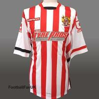 Stevenage Official Carbrini Home Shirt 2015/16 Xl 15/16 Football Jersey