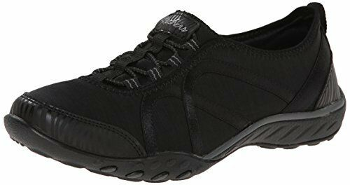 22499 Skechers Relaxed Fit Breathe Easy Womens Comfort Sneakers BBK