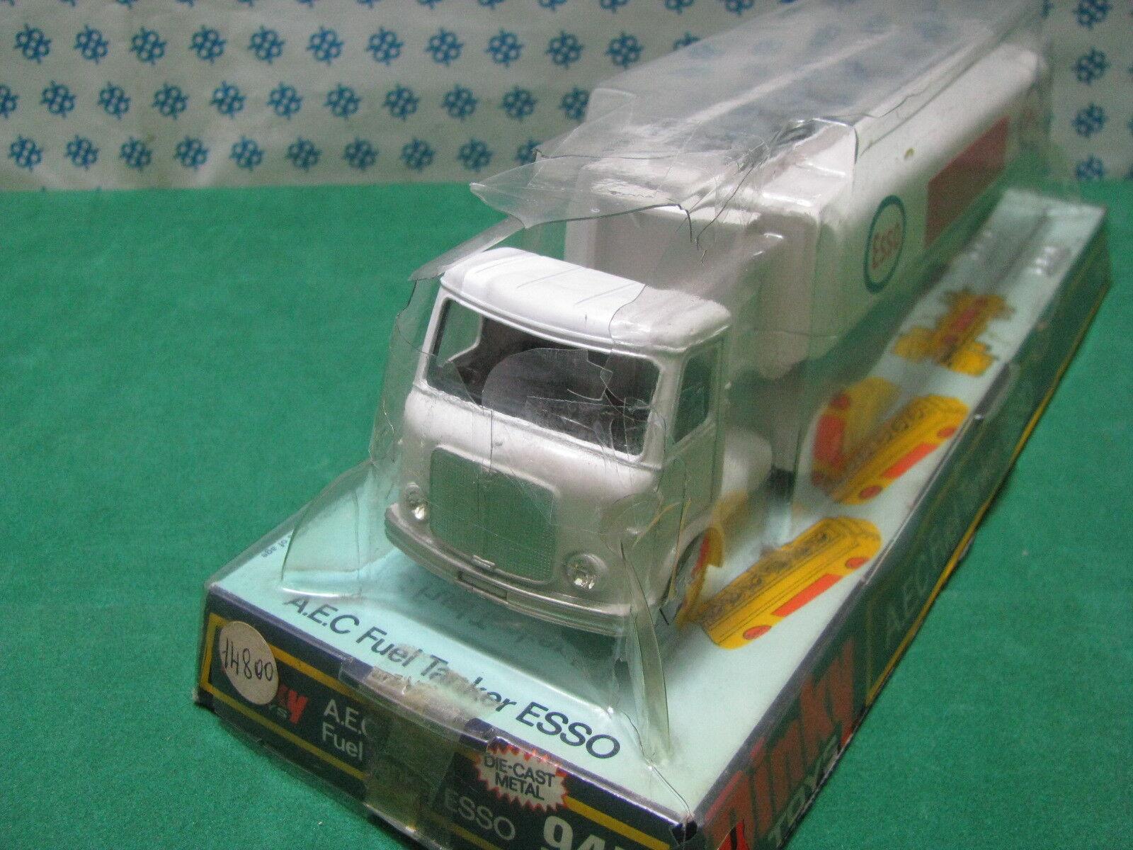 Dinky Supertoys 945 A.E.C. A.E.C. A.E.C. Bilico trasporto carburanti ESSO Mint   Shopping Online  f47f8e