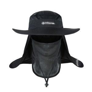 Ala-Boonie-Gorra-de-Sol-Pesca-al-Aire-Libre-de-secado-rapido-escalada-sombrero-del-cubo
