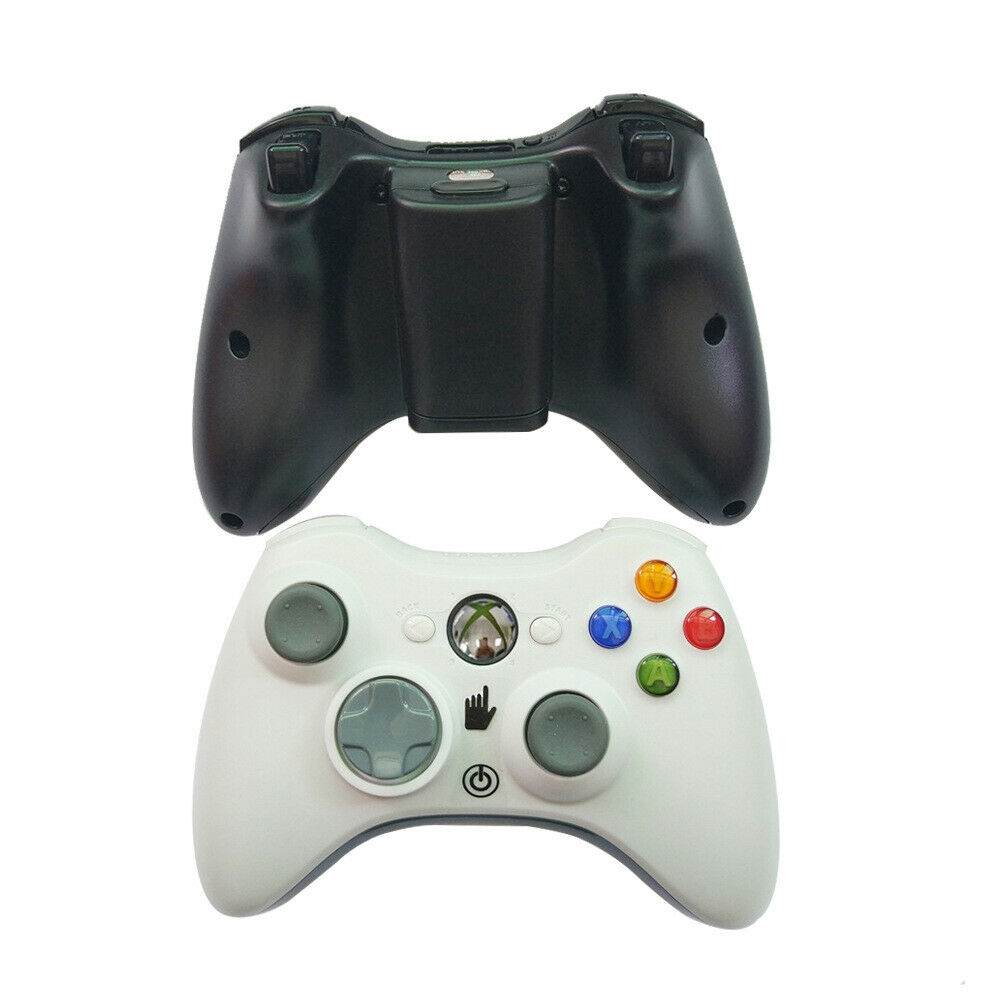 Microsoft Xbox360 Dual Shock Remote Gamepad Bluetooth Wireless Joypad Controller 4