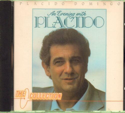 1 of 1 - Placido Domingo(CD Album)An Evening With Placido-New