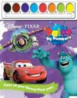 Disney Pixar Paint by Numbers by Parragon Book Service Ltd (Paperback, 2015)