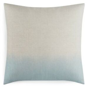 Image Is Loading Oake Bedding Cambria 100 Linen Euro Pillow Sham