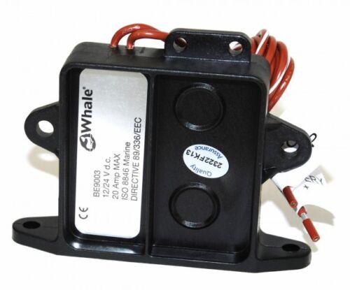 CONTACTEUR ELECTRONIQUE WHALE BE9003 12//24V