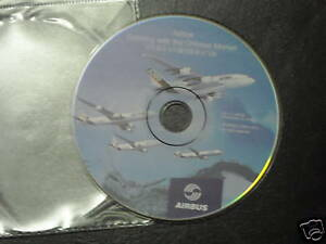 Airline-039-s-Souvenir-CD-Rom-For-Airbus-Industrial-Series-promotional-item