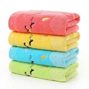 Towels Soft Baby Bath Towels Newborn Washcloth Feeding Wipe Infant Square Cloth Cotton Home, Furniture & DIY