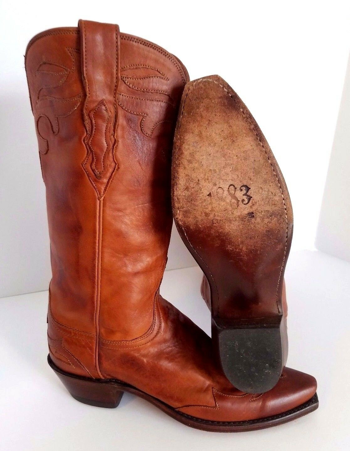 Lucchese Lucchese Lucchese 1883 Western Boots Women's Size 7 7d2ce2