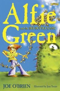 Alfie-Green-and-the-Bee-bottle-Gang-by-O-039-Brien-Joe-Paperback-Book-The-Cheap