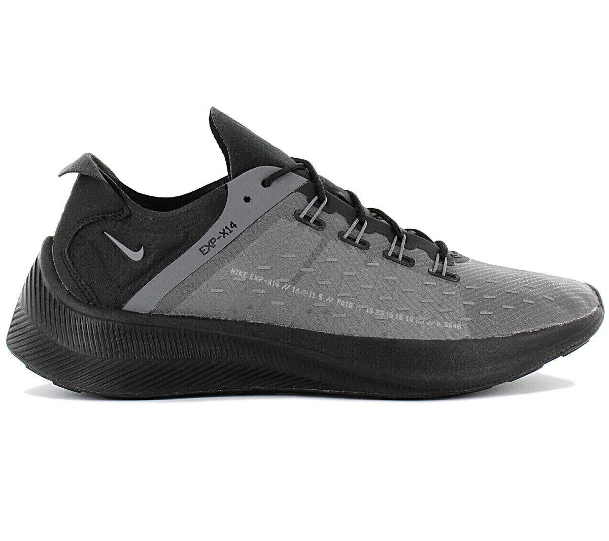 Nike EXP-X14 Herren Turnschuhe Schuhe AO1554-004 Grau Turnschuhe Sportschuhe NEU