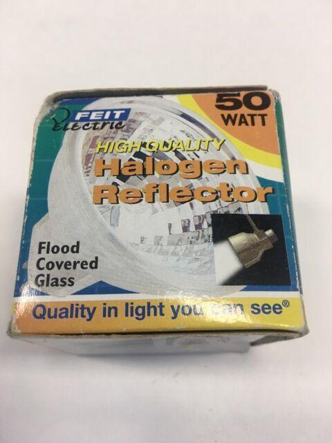 Feit Electric EXN//CG 50-Watt Halogen MR16 Bulb