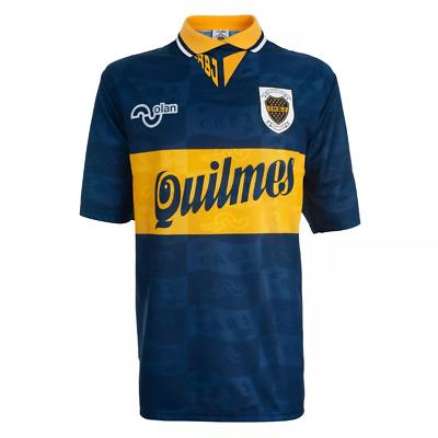 Boca Juniors of Argentina shirt jersey Olan 1995 Maradona ...