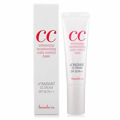 Banila Co. it Radiant CC Cream SPF30 PA++ 30mL