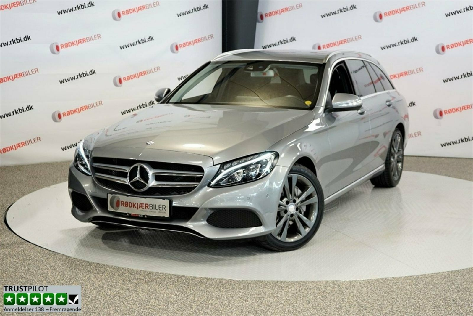 Mercedes C250 d 2,2 Avantgarde stc. aut. 5d - 3.795 kr.