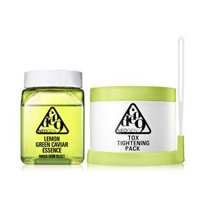 NEOGEN-Code9-Lemon-Green-Caviar-Essence-amp-Tox-Tightening-Pack-Kit-1pack