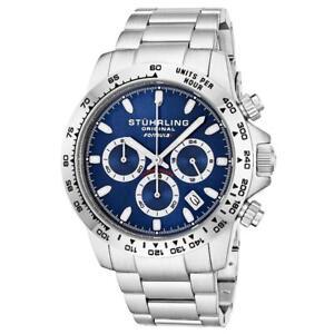 Stuhrling-891-03-Formulai-Quartz-Chronograph-Stainless-Steel-Date-Mens-Watch