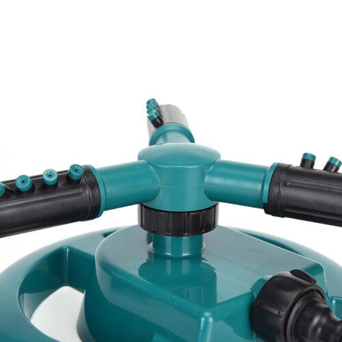 Arroseurs rotatifs à eau trois bras 360 degré automatique arroseur d/'e I