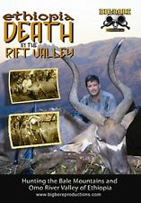 Ethiopia Death in the Great Rift Valley African Hunting DVD Big Bore Productions