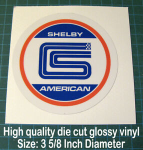 VINTAGE-STYLE-SHELBY-AMERICAN-INC-COBRA-VINYL-STICKER-DECAL-SCCA-RACING