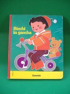 COLLANA-EUROCLUB-BIMBI-IN-GAMBA-1982