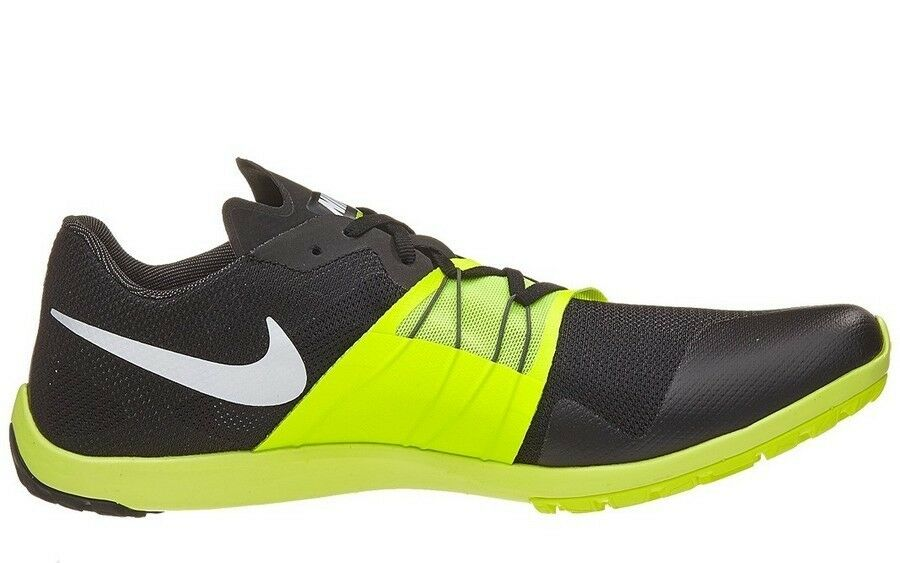 NIKE Zoom Forever Waffle 5 SPIKELESS RUNNING SHOES STYLE 904722-017 SIZE 7