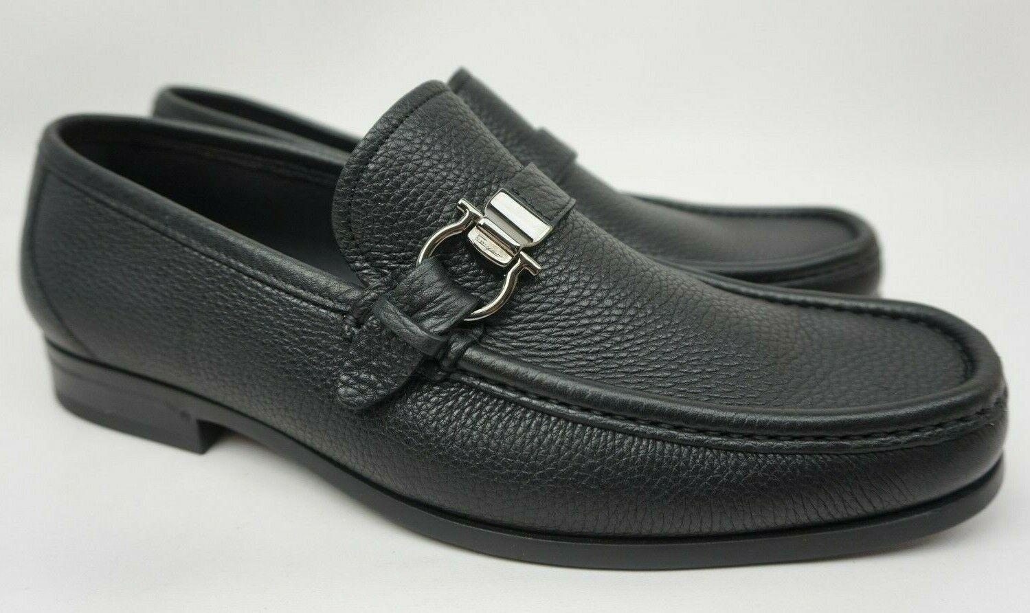 Ferragamo Salvatore Müller Herren 3E Eee 8 US Größe Schuhe
