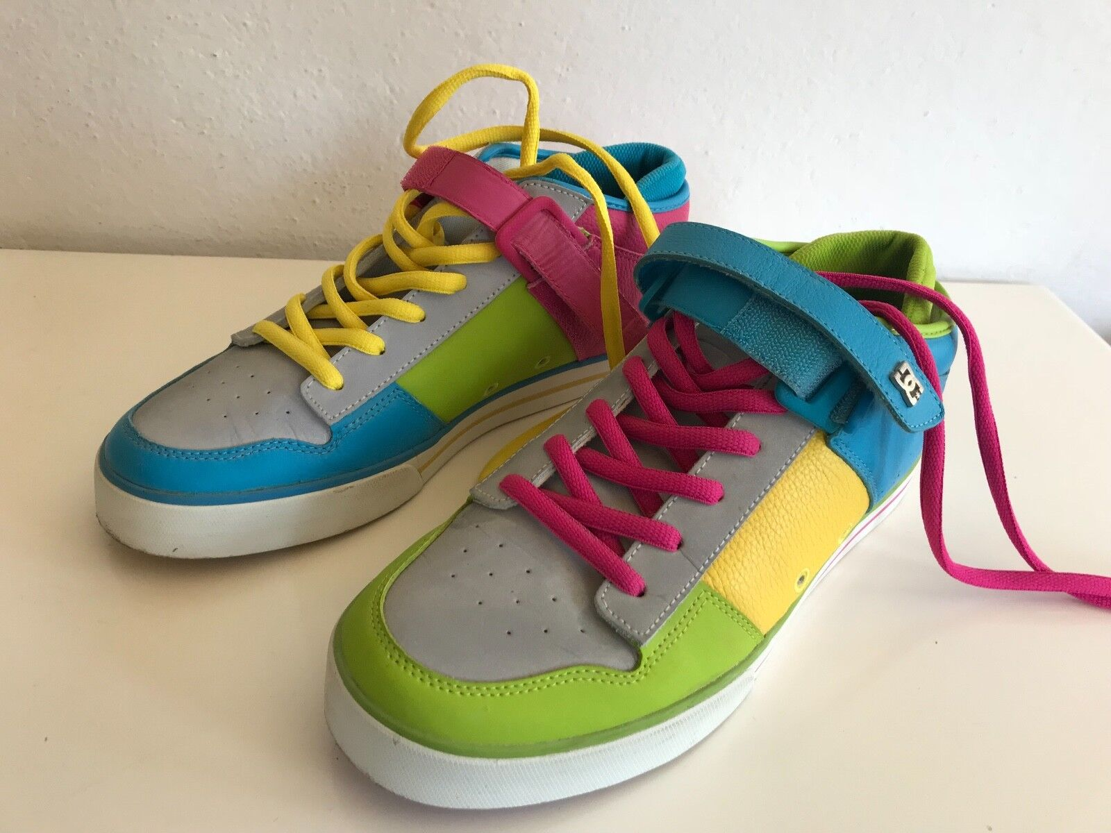 DC SHOES LIMITED X GROOVE ARMADA RARE MODEL VOLCANO 2009 LIMITED SHOES EDITION SKATER INDIE 58881b