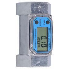 Digital Turbine Flow Meter 2in Electronic Gas Oil Fuel Flowmeter 35 200l Min