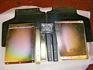 range rover classic 2 door mud flap kit rear