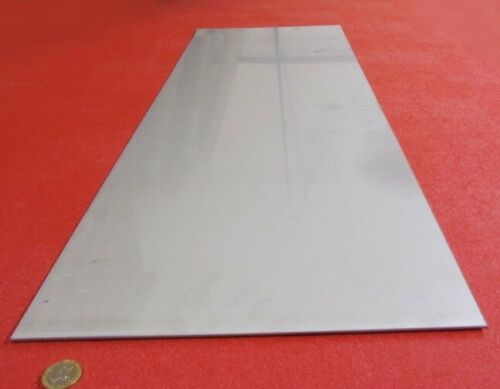 """.062/"""" Thick x 12/"""" Wide x 36/"""" Length 321 Weldable Stainless Steel Sheet"""