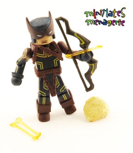 "Marvel Minimates Fear Itself /""The Mighty/"" Hawkeye"