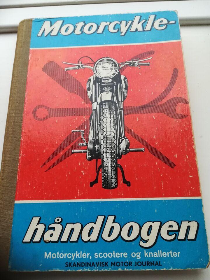 Motorcykelhåndbog, Mogens H. Damkier
