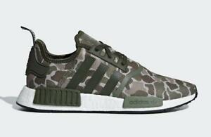 NEW ADIDAS NMD R1 TRACE CARGO OLIVE GREEN SIZE 11 New, never
