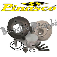 1102 - CILINDRO PINASCO DM 50 90 CC VESPA 50 PK S XL N V RUSH FL - BICASBIA