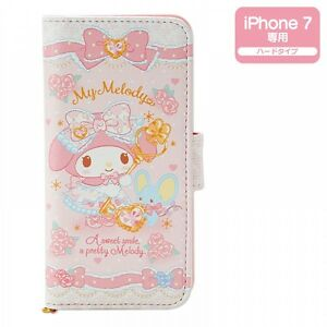 29819fb37 New! My Melody iPhone 7 Fold Case Cover Fairy Tale Dome Kawaii ...