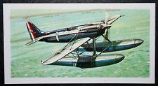 Supermarine S6B Seaplane   Schneider Trophy   Illustrated  Card   EXC